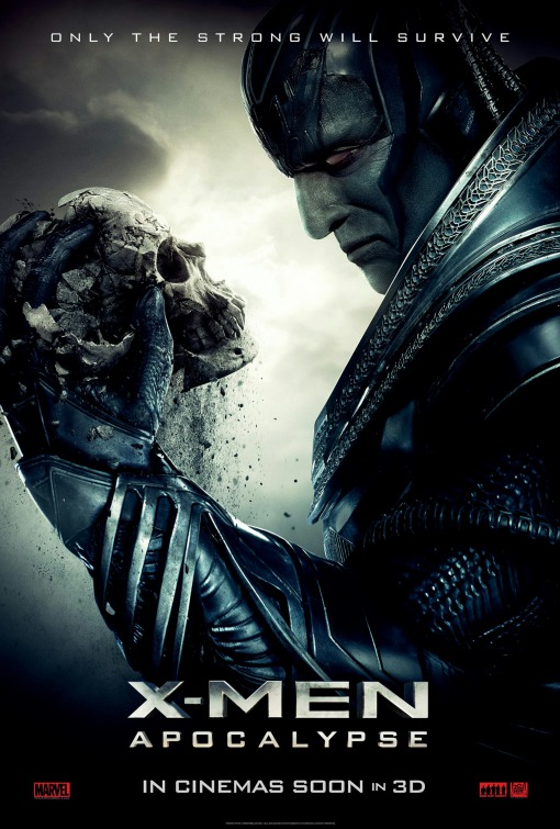 دانلود فیلم جدید X-Men: Apocalypse