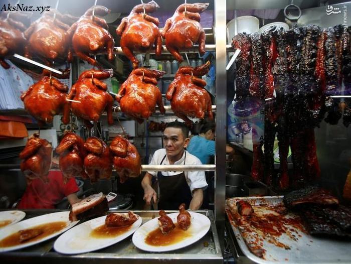 پایتخت غذاهای خیابانی جهان