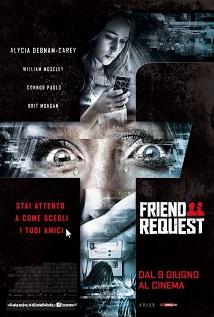 دانلود رایگان فیلم Friend Request 2016