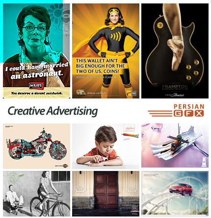 دانلود پوسترهای تبلیغاتی خلاق