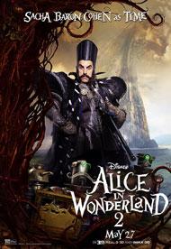 دانلود رایگان فیلم Alice in Wonderland 2 2016