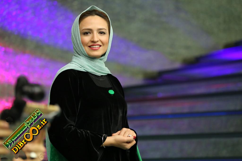 عکس های گلاره عباسی در اکران فیلم هیهات