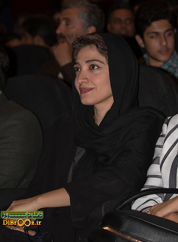 عکس های مینا ساداتی در اکران فیلم هیهات