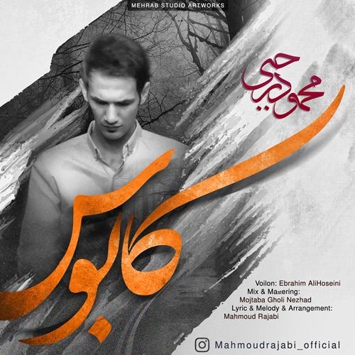 دانلود آهنگ جدید محمود رجبی بنام کابوس