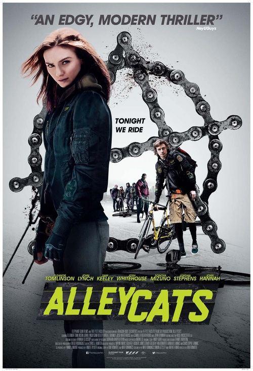 دانلود رایگان فیلم Alleycats 2016