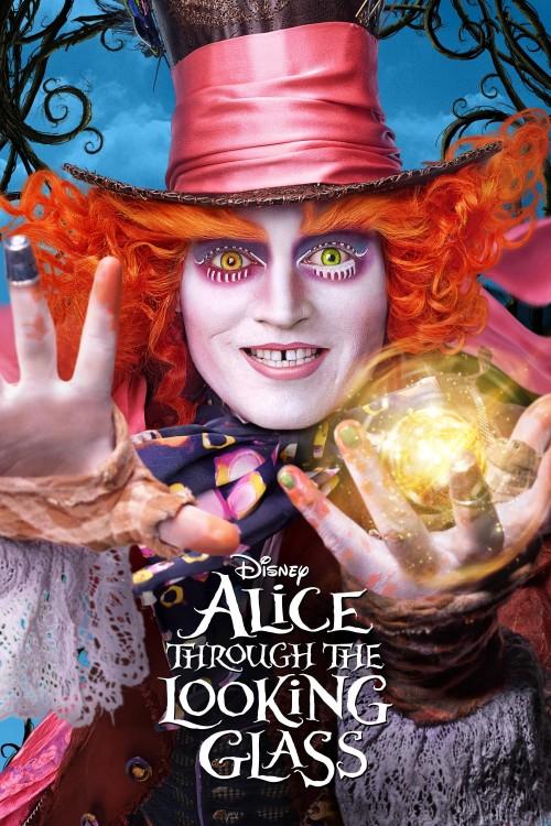 دانلود فیلم Alice Through the Looking Glass 2016