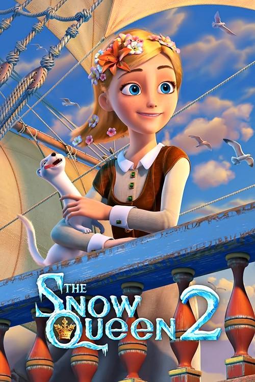 دانلود دوبله فارسی انیمیشن ملکه برفی 2 The Snow Queen 2 2014