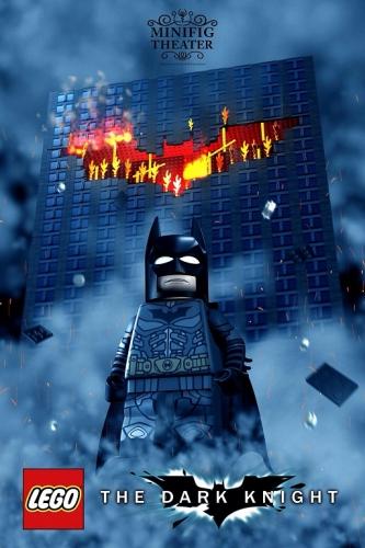 دانلود رایگان فیلم The Lego Batman Movie 2017