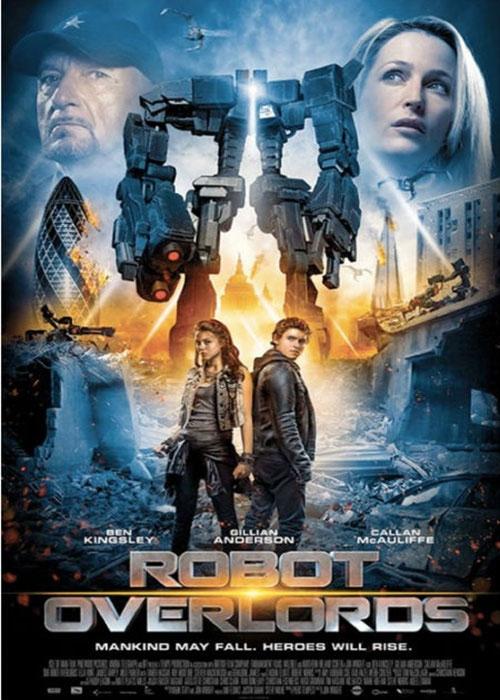 دانلود رایگان فیلم Robot Overlords 2014