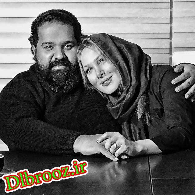 عکس های رضا صادقی با همسر و فرزندش
