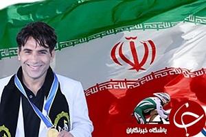 ورود پیکر مرحوم بهمن گلبارنژاد به ایران