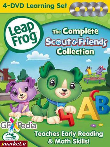 خرید آموزش زبان به کودکان ۲ تا ۶ سال با Leap frog