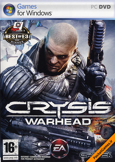 کرایسیس: بحران موشکی – crysis warhead (کامپیوتر – pc)