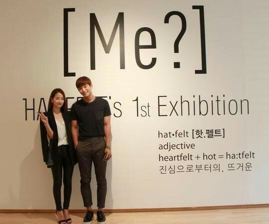 اخیرا خبر قرار گذاشتن Yeeun & Jinwoon پخش شده بود🙈 و حالا Yeeun در برنامه ای از رابطه اش صحبت میکنه