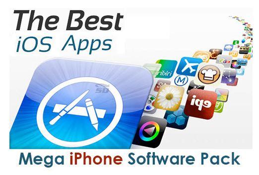 مجموعه کامل نرم افزارهای آیفون - Mega iPhone Software Pack