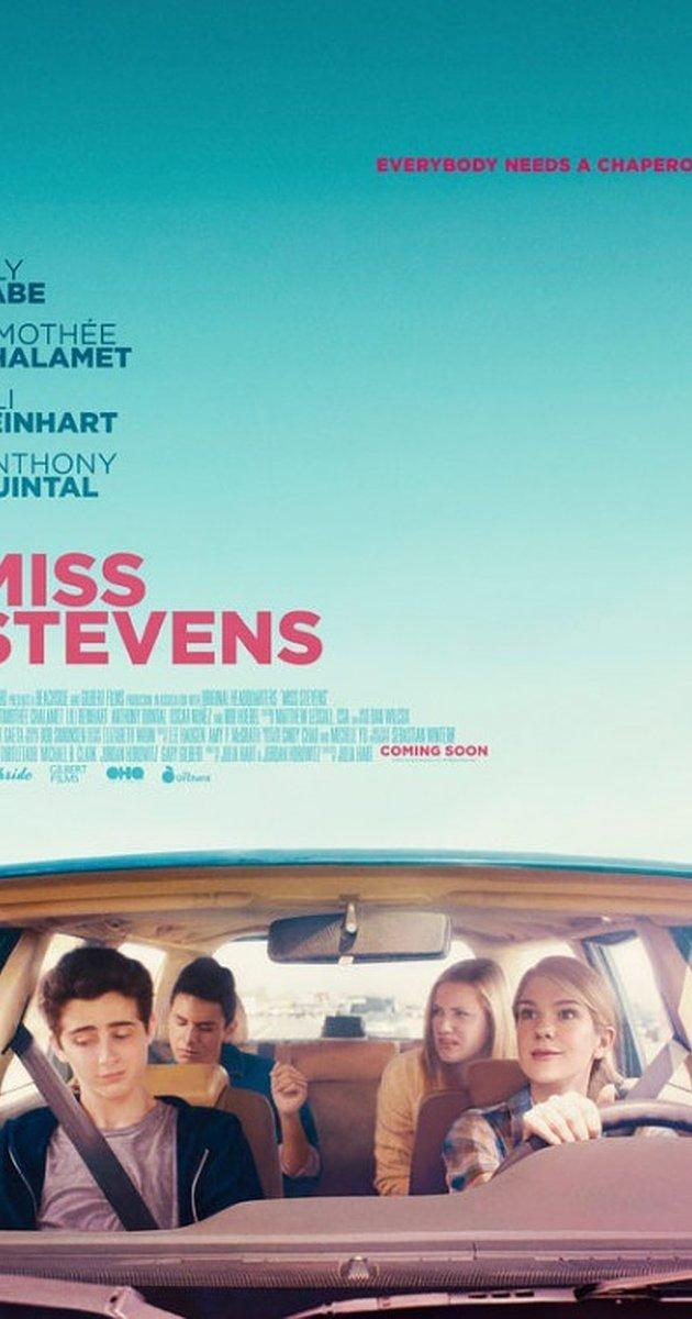 دانلود رایگان فیلم Miss Stevens 2016