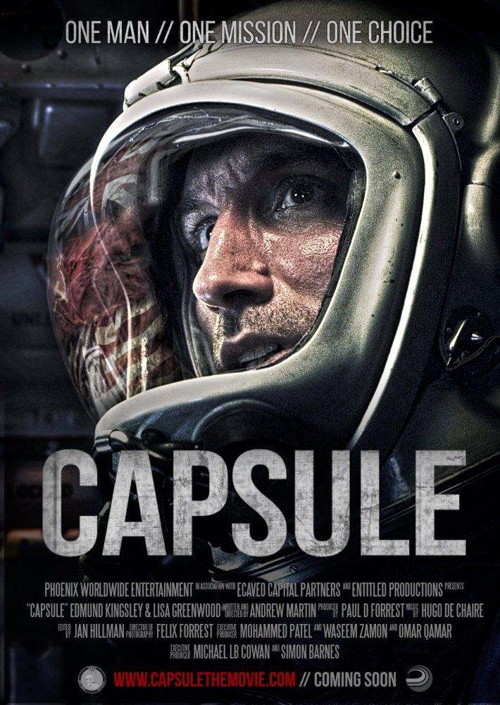 دانلود رایگان فیلم Capsule 2015