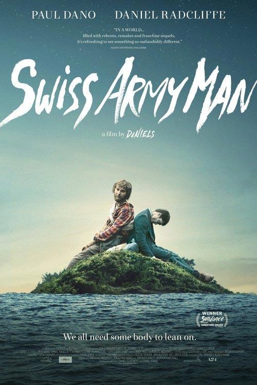 دانلود رایگان فیلم Swiss Army Man 2016