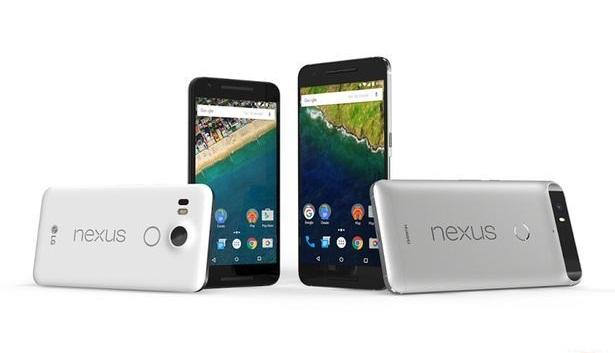 مشخصات دو گوشی جدید گوگل