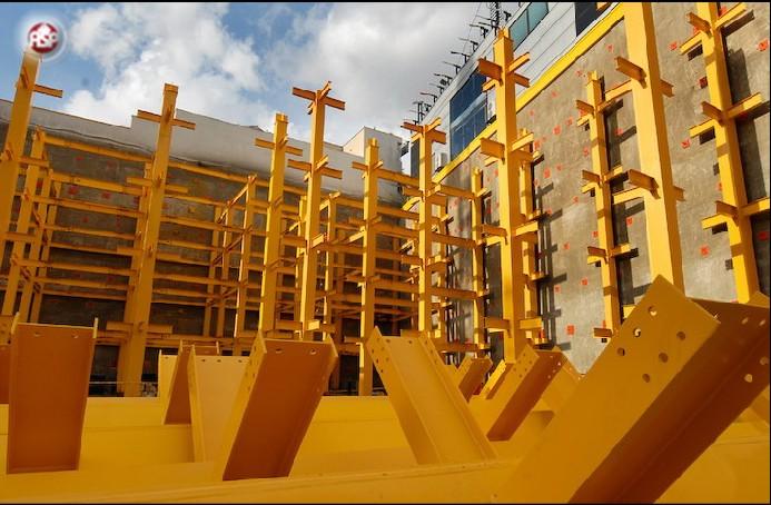 سازه های فولادیپروژه سازه های فولادی