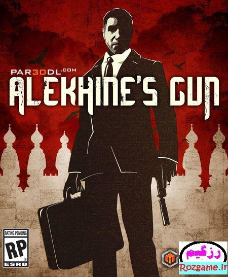 دانلود بازی Alekhines Gun برای PC