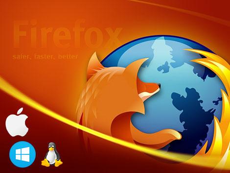 دانلود ورژن جدید مرورگر فایرفاکس Mozilla Firefox 49.0 Final