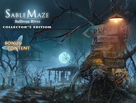 دانلود بازی Sable Maze: Sullivan River Collector's Edition