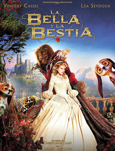 دانلود دوبله فارسی فیلم دیو و دلبر Beauty and the Beast 2014