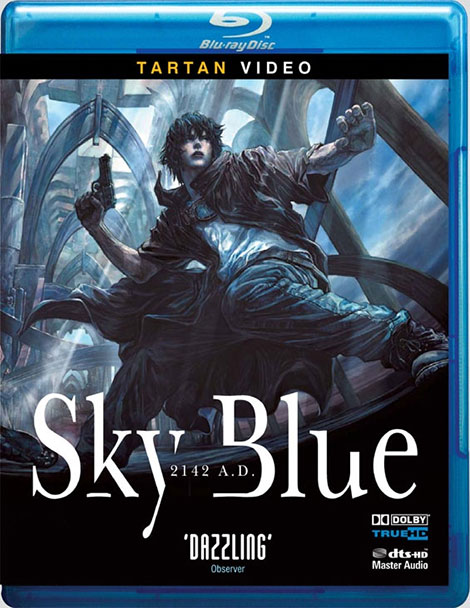 دانلود دوبله فارسی انیمیشن آسمان آبی Sky Blue 2003