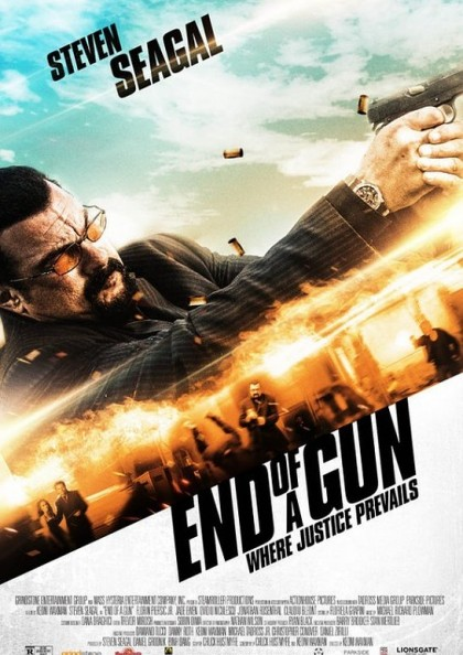 دانلود فیلم جدید End of a Gun