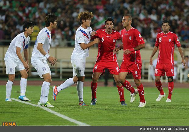 تذکر دولت به وزارت ورزش در مورد زمان بازی فوتبال ایران و کره
