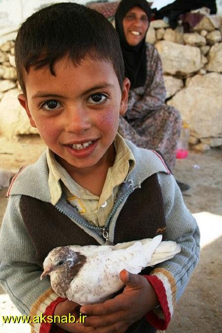کودک فلسطینی