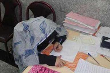 تجاوز گروهی به زن خیابانی معتاد در گرگان اردیبهشت 95
