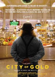 دانلود رایگان فیلم City Of Gold 2015