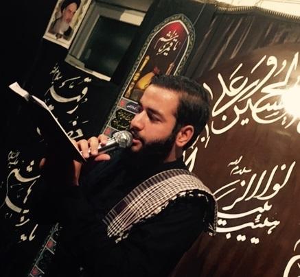 دانلود عکس و والپیپر HD | کربلایی هادی گلستانی وفات حضرت خدیجه(س) 25 اردیبهشت 1398
