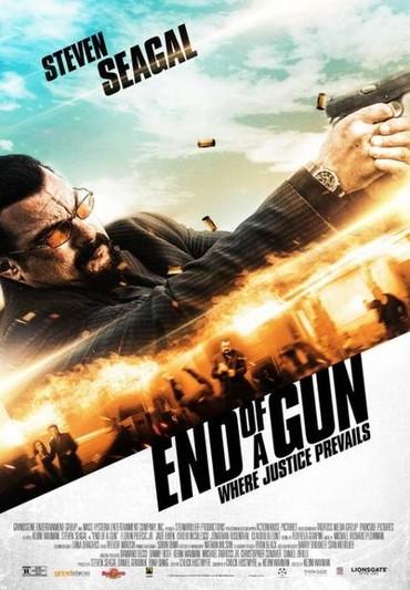 دانلود رایگان فیلم End Of A Gun 2016