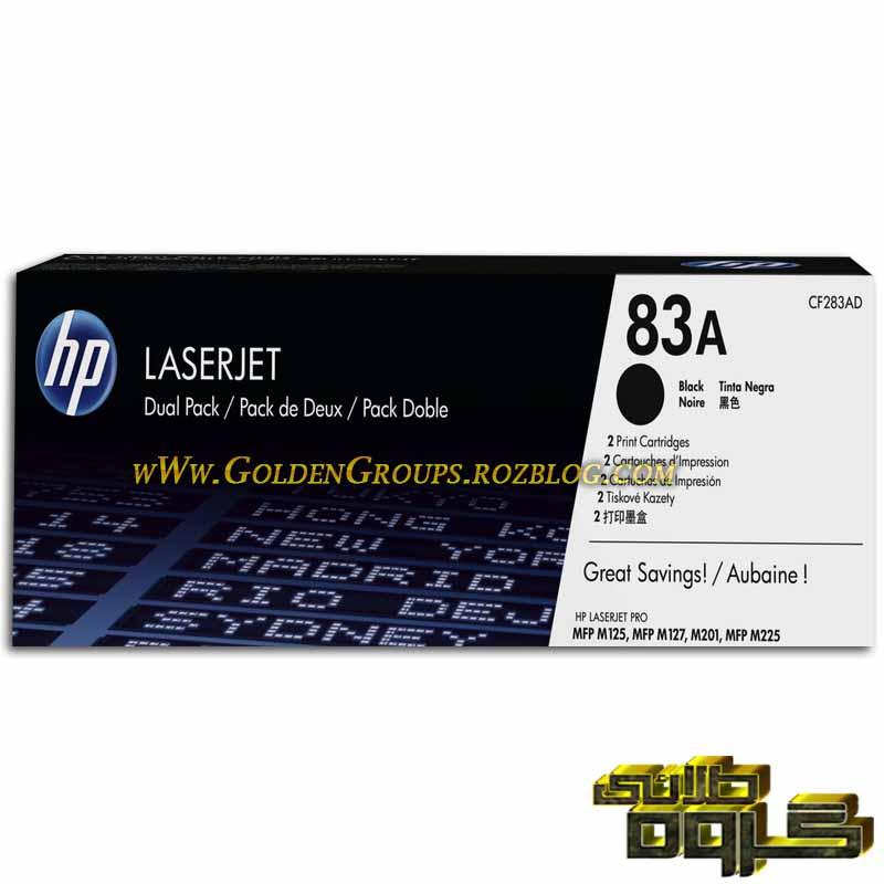 کارتریج لیزری اچ پی مدل Laser Cartridges HP 83A - CF283AD