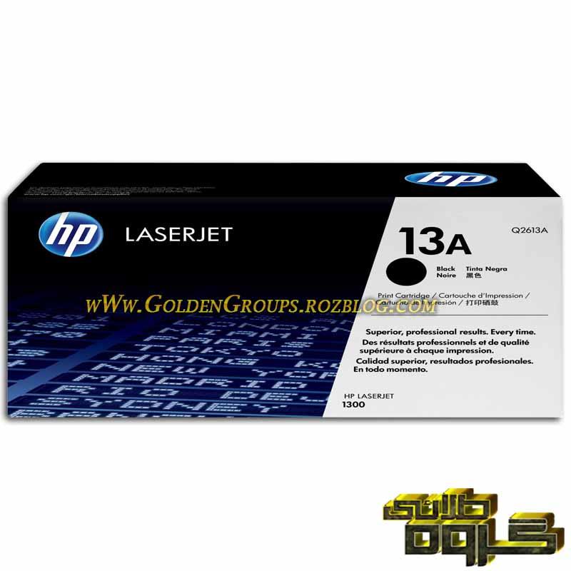 کارتریج لیزری اچ پی مدل Laser Cartridges HP 13A - Q2613A