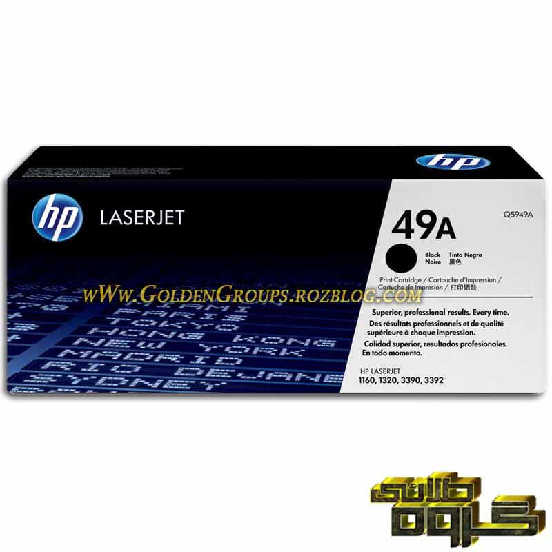 کارتریج لیزری اچ پی مدل Laser Cartridges HP 49A - Q5949A