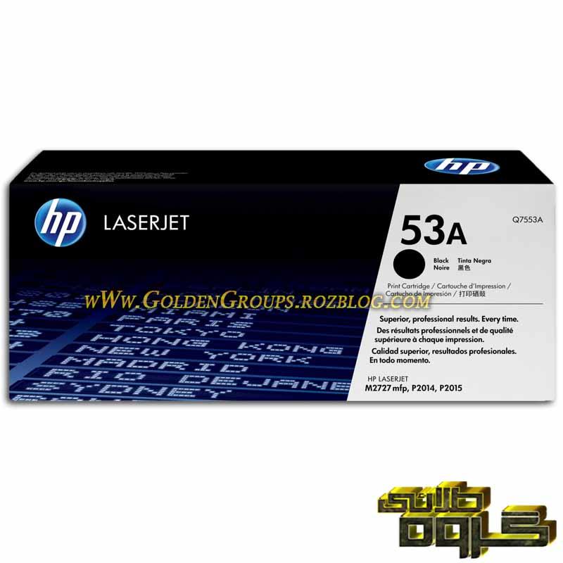 کارتریج لیزری اچ پی مدل Laser Cartridges HP 53A - Q7553A