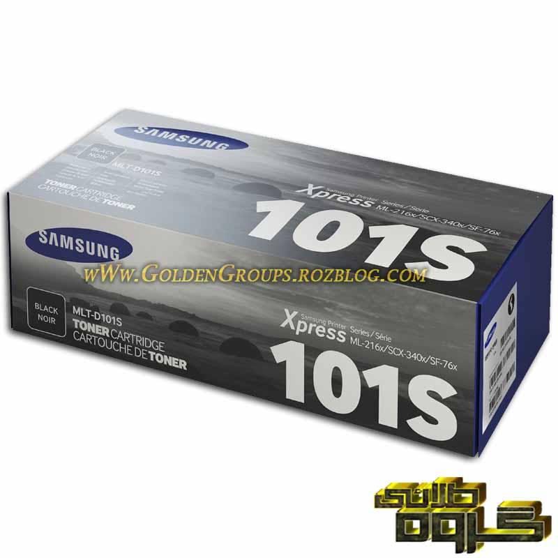 کارتریج لیزری سامسونگ مدل Laser Cartridges Samsung 101S - MLT-D101s