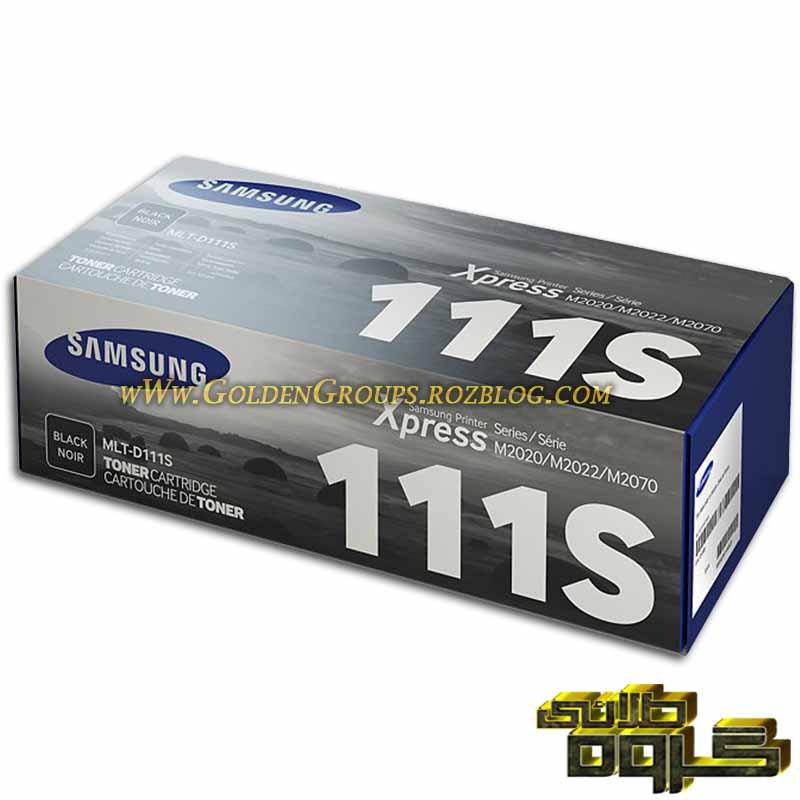 کارتریج لیزری سامسونگ مدل Laser Cartridges Samsung 111S - MLT-D111s