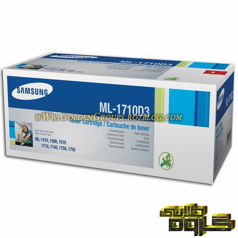 کارتریج لیزری سامسونگ مدل Laser Cartridges Samsung 1710 - ML-1710D3