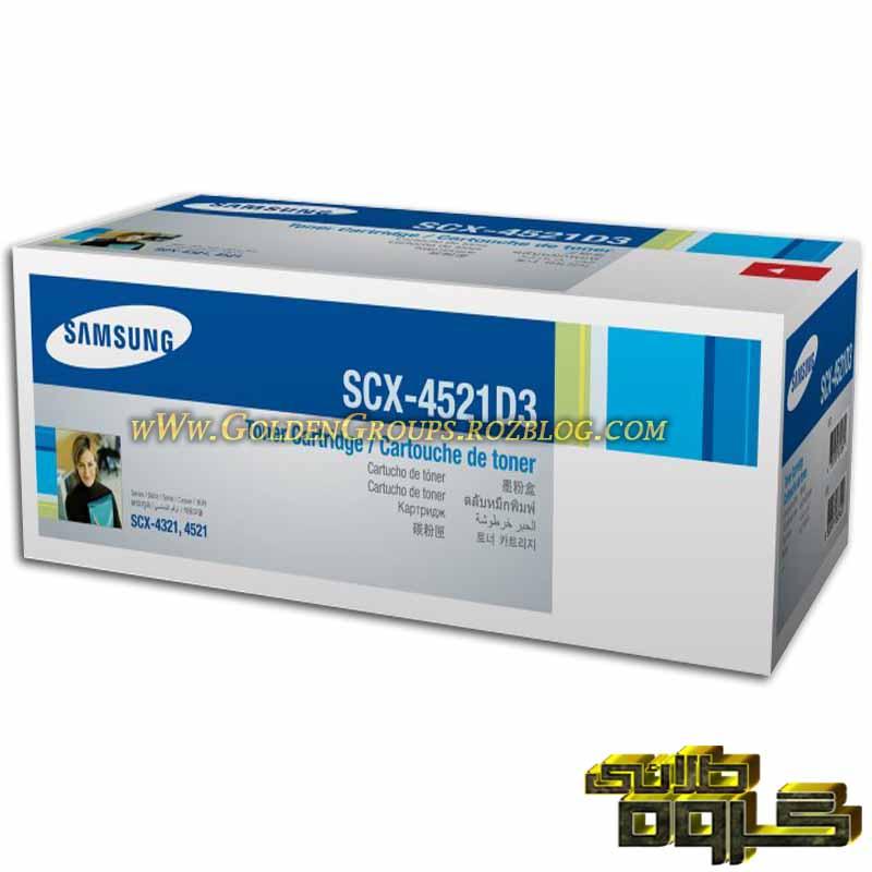 کارتریج لیزری سامسونگ مدل Laser Cartridges Samsung 4521 - SCX-4521D3