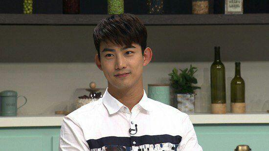 ام نویسی #Taecyeon عضو 2pm برای خدمت سربازی