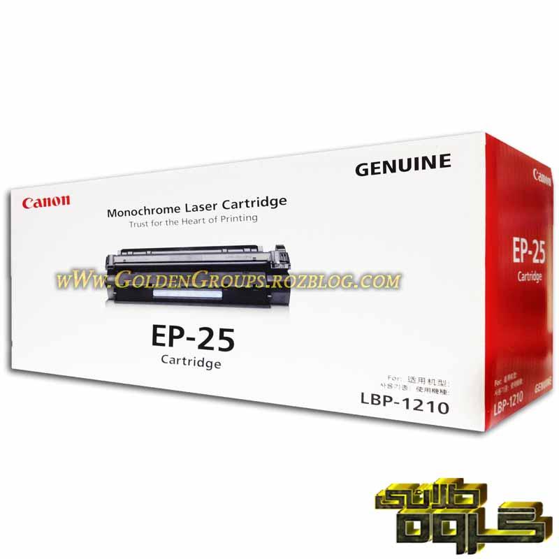 کارتریج لیزری کانن مدل Laser Cartridges Canon EP25- EP25