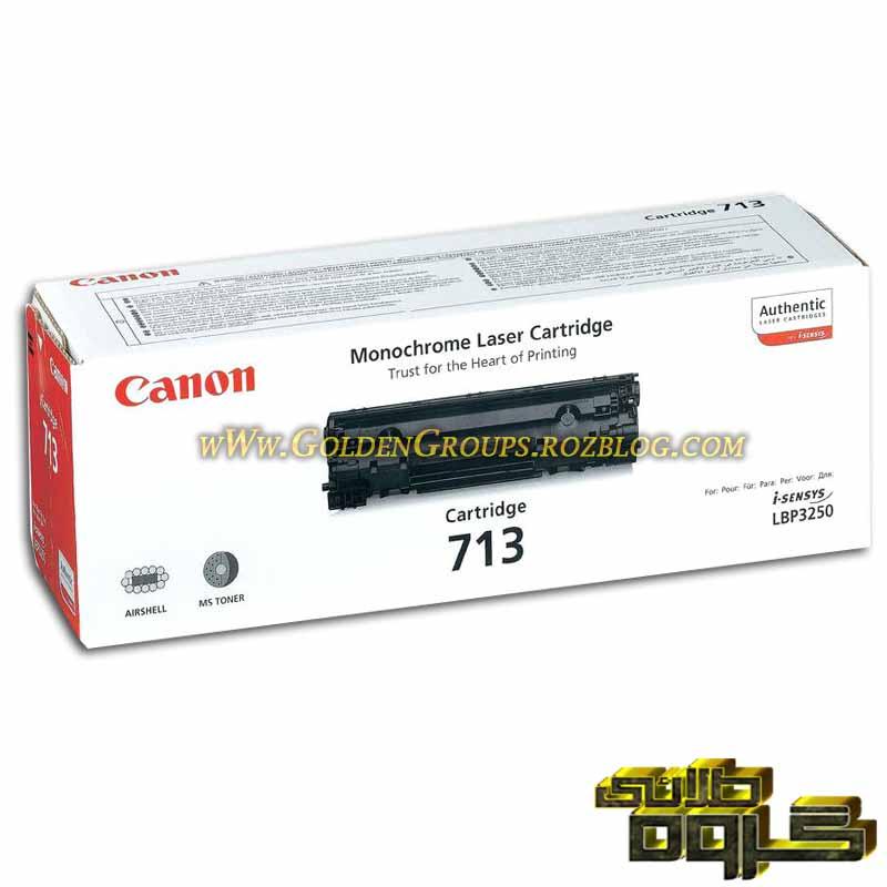 کارتریج لیزری کانن مدل Laser Cartridges Canon 713- 713