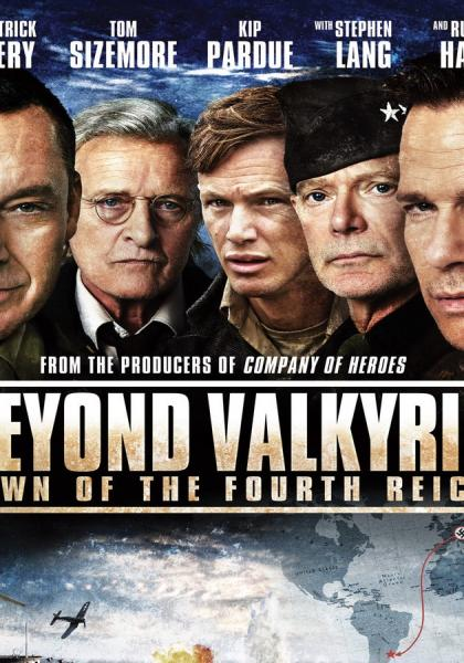 دانلود رایگان فیلم Beyond Valkyrie Dawn Of The Fourth Reich 2016