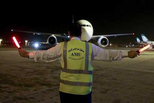 تصاویری از افتتاح خط پروازی تایلند به مقصد ایران