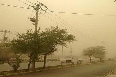باد شدید...(محمدرضا باقرپور)